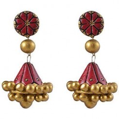 Double Set Jhumka