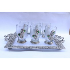 Designer Glass Set