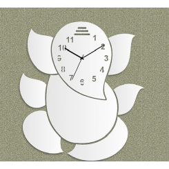 Ganeshji Wall Clock