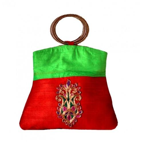 Bangle Handle Bag