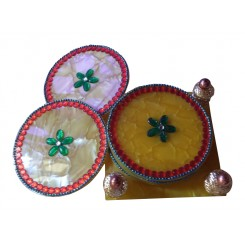 Tea Coaster Set