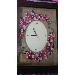 Wall Clock - Paper Quilling